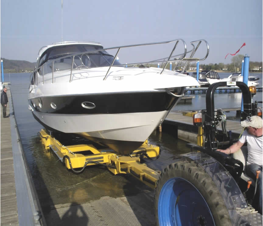 Slipway Trailer (towed)