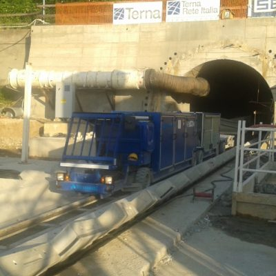 AerLift-ASCOM concrete block Tunnel Low Carrier