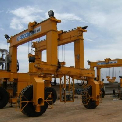 AerLift-ASCOM automated rail mounted gantry crane