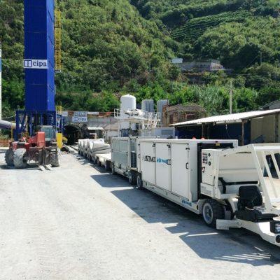 AerLift-Ascom Concrete & Equipment Transporter