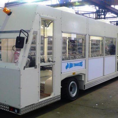 AerLift-ABI Trailers Equipment Transporter