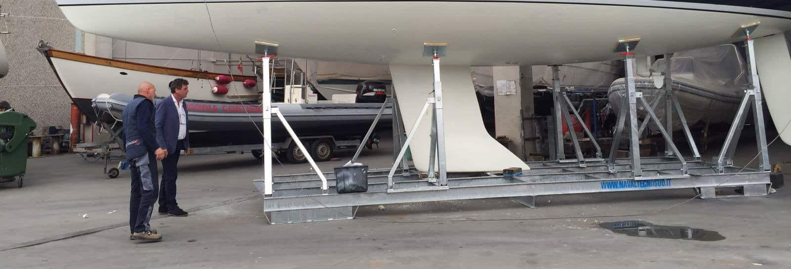 AerLift - ABI Boat Stands