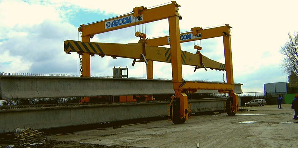 AerLift Ascom concrete lifting systems