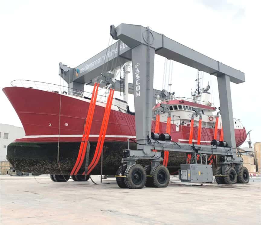 Boat Hoist