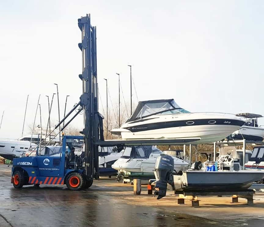 Marina Forklifts