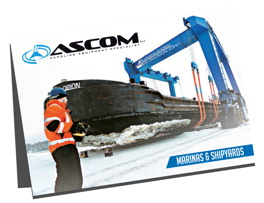 Aerlift Ascom catalogue image
